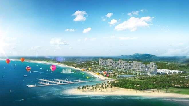 Explore the best  holiday - entertainment - resort and sports complex in binh thuan